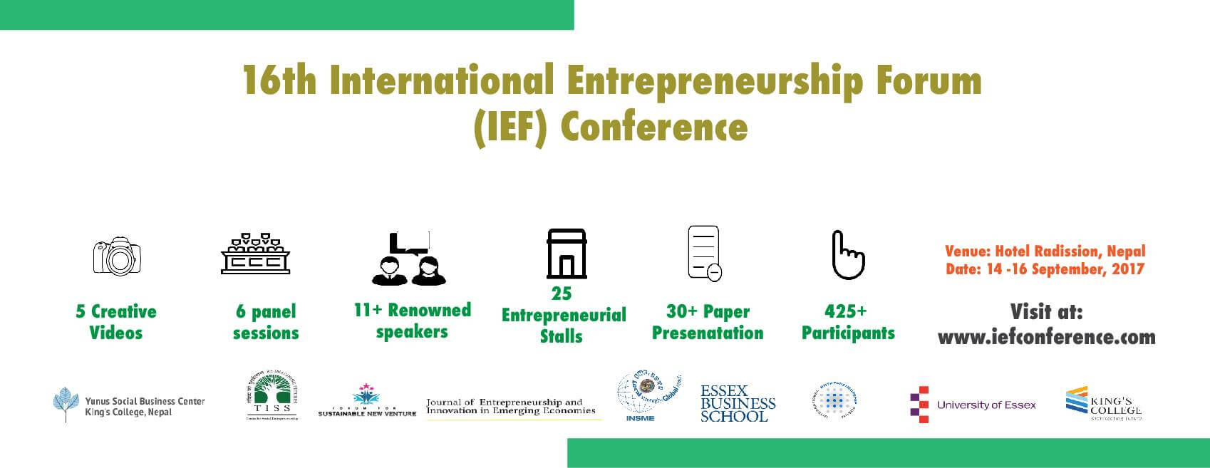 Entrepreneurship Conference